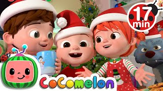 Christmas Songs Medley + More Nursery Rhymes & Kids Songs - CoComelon - Download this Video in MP3, M4A, WEBM, MP4, 3GP
