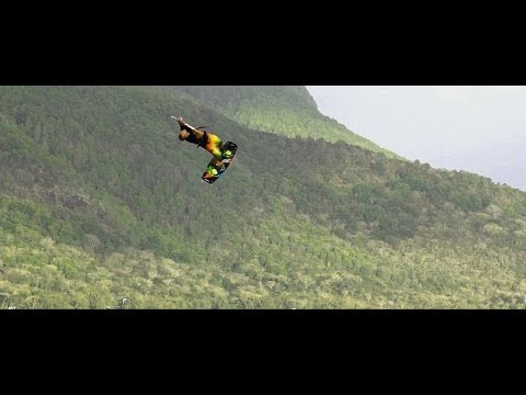 F-ONE Freestyle - Team in Mauritius