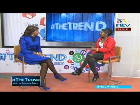 Meet Msupa S, Kenya's Self Proclaimed Queen Of Hiphop #theTrend