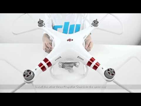 Phantom 3 Tutorial Videos - Setup & Calibration | DroneNerds com