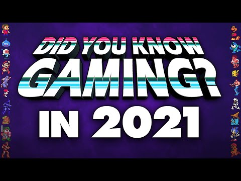 DidYouKnowGaming in 2021 (update)