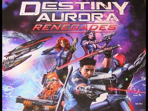Destiny Aurora Renegades Review