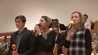 Хочу Я тебе провадить II Slavic Church Emmanuel 1.17.16