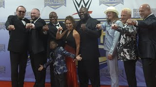 WWE Hall of Fame Class of 2018 receive their rings: WWE.com Exclusive, April 6, 2018