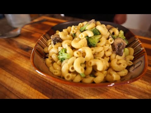 Vegan Mac and Cheese – healthy recipe channel
