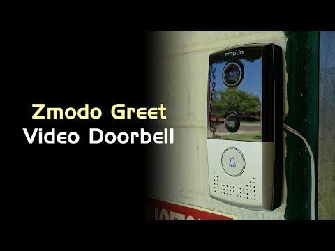 Review: Zmodo Greet Video Doorbell