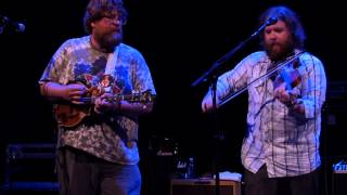 Trampled By Turtles - Midnight on the Interstate (Live on KEXP)
