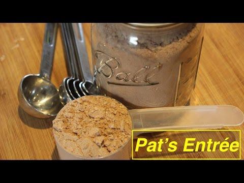 Video Homemade Protein Powder