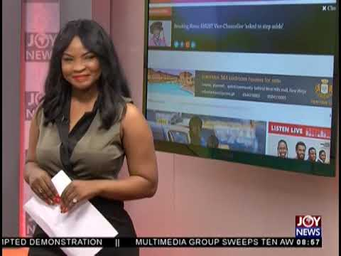 'Ashiaman To Da World' Concert - AM Showbiz on JoyNews (29-10-18)