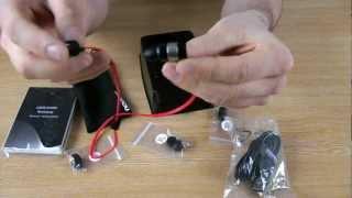 Novero Rockaway Stereo Bluetooth Headset Unboxing