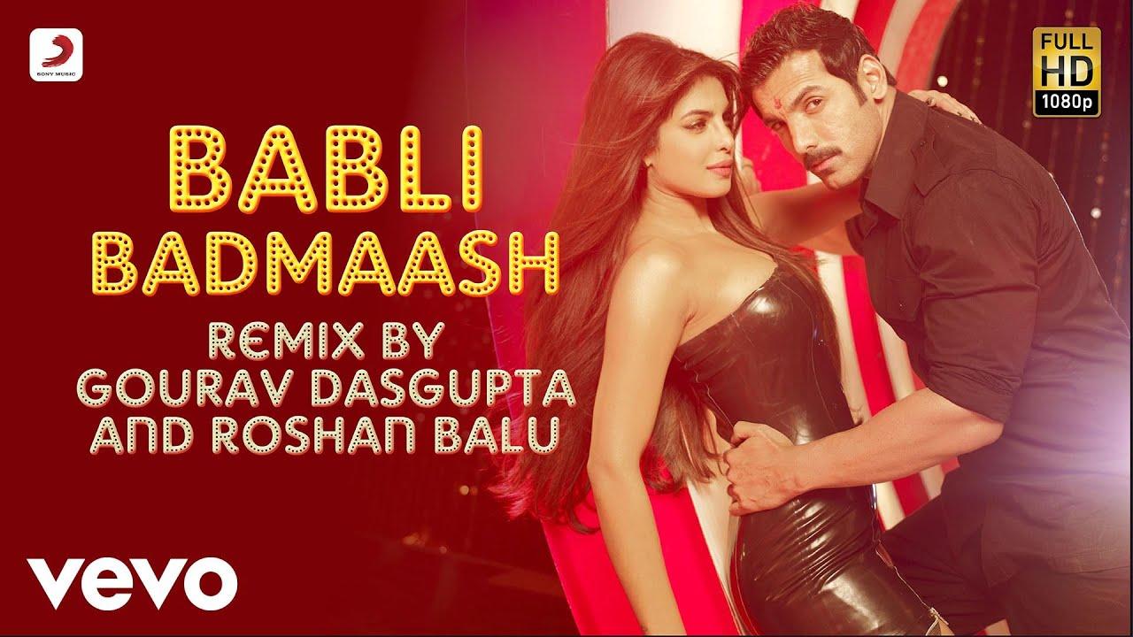 Babli Badmaash Hai song lyrics