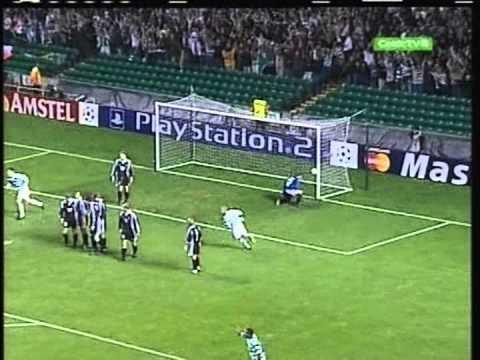 2001 (October 10) Celtic Glasgow (Scotland) 1- Ros...