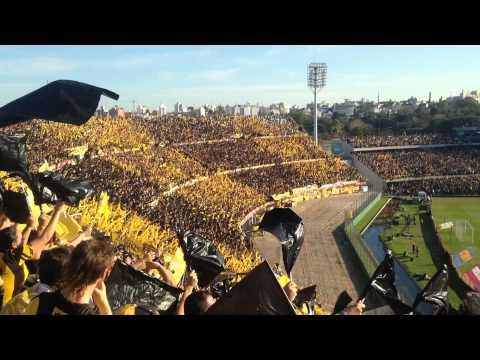 """""""Clasico Peñarol - Nacional (clausura 2015) Hinchada de Peñarol"""" Barra: Barra Amsterdam • Club: Peñarol"""