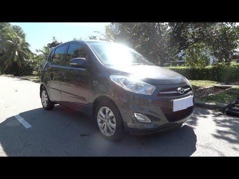 Фото к видео: 2012 Hyundai i10 1.25 Kappa CVVT High Spec Start-Up and Full Vehicle Tour