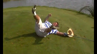preview picture of video 'Ronnie Boy Peralada Golf Course Spain 2004'