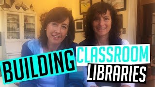 Creating A Classroom Library From Scratch