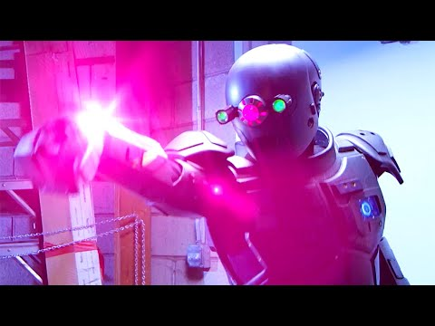 AUTOMATION Christmas Trailer (2019) Sci-Fi Horror