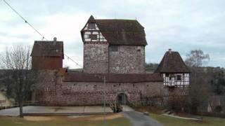 preview picture of video 'Hohennagold Berneck Altensteig Mantelberg Rüdenberg'