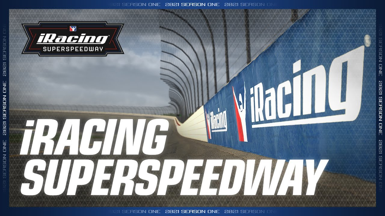 NEW CONTENT // iRacing Superspeedway – Available Today! – YouTube