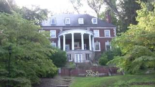 Tour of University of Virginia Campus