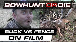Buck vs. Fence | Unbelievable Recovery Footage - BHOD S09E29