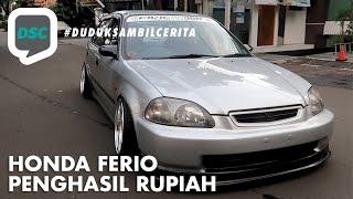 Duduk Sambil Cerita: Honda Ferio Penghasil Rupiah - Episode 11