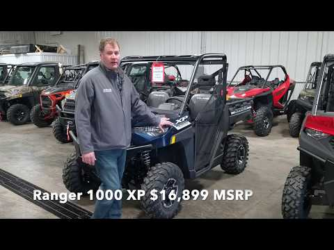 2020 Polaris Ranger 1000 Premium in Delano, Minnesota - Video 1
