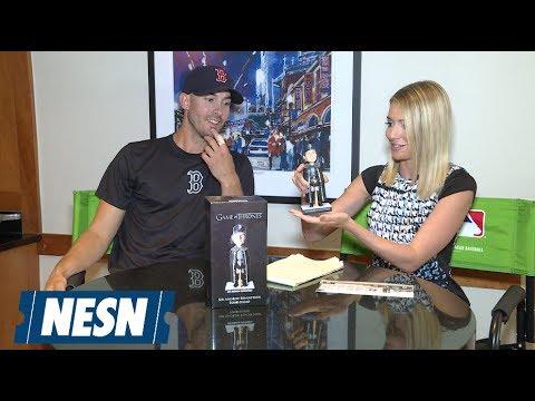 Rick Porcello Talks Hobbies Outside Of Baseball, Sox Dance Moves