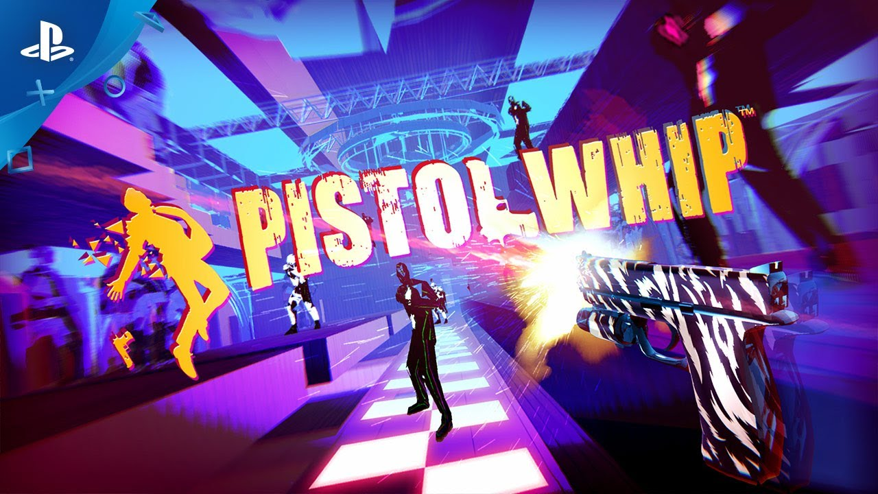 Pistol Whip Comes to PS VR This Summer