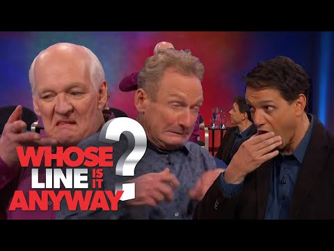 Tematická restaurace: Horor - Whose Line Is It Anyway?