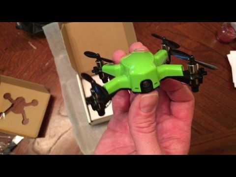 EACHINE FLYING FROG Q90 UNBOXING AND FIRST IMPRESSION