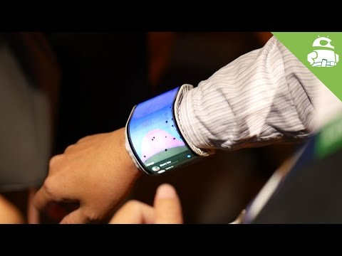 Video Lenovo foldable smartphone and tablet concept first look