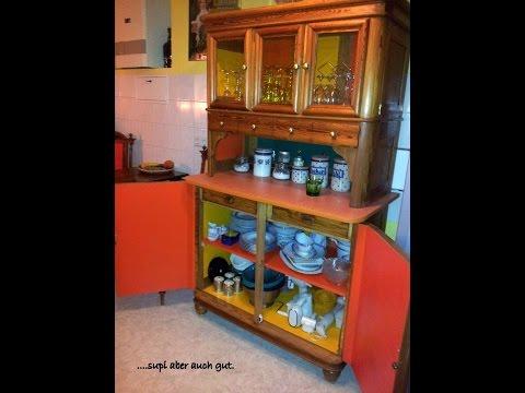 Küchenbuffet Upcycled