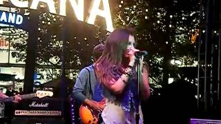 Ashley Tisdale Live at The Americana - Hot Mess