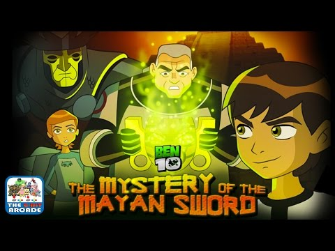Ben 10: The Mystery of the Mayan Sword - Episode 4: The Ek Chuah Sword (Cartoon Network Games)