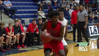 Frisco Liberty vs Frisco Lone Star - 2019 Basketball Highlights - Game of the Week