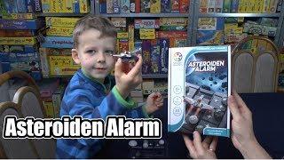 Asteroiden Alarm (Smart Games) - ab 8 Jahre - ein Logikspiel bzw. Rush Hour im Weltall!