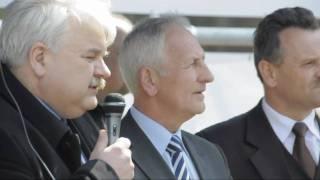 preview picture of video 'Burmistrz Romuald Garczewski o drodze wojewódzkiej'