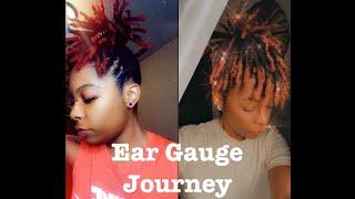 Ear Gauge Journey | Ear Stretch | 0 To 9mm (00 Stretch Attempt)