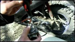 Поплавок на скутер хонда дио
