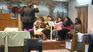 Orquesta,cristiana IGLESIA BAUTISTA FUNDAMENTAL COLONIA URUGUAY
