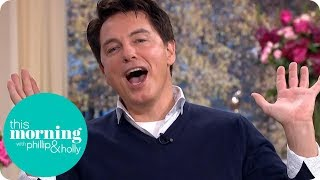 The Fab-U-Lous John Barrowman Reveals What Type of Judge He'll Be on Dancing on Ice | This Morning