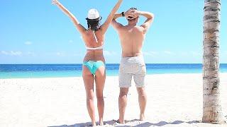 Смотреть онлайн Отчет молодой пары об отдыхе в городе Канкун