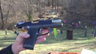 Pistolas Ruger Series P, en Español