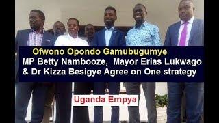 Ofwono Opondo Gamubugumye Bobi Wine & Besigye United