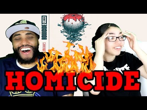 MY DAD REACTS TO Logic - Homicide (feat. Eminem) (Official Audio) REACTION
