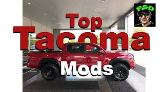 Things to know if you own a  Toyota Tacoma
