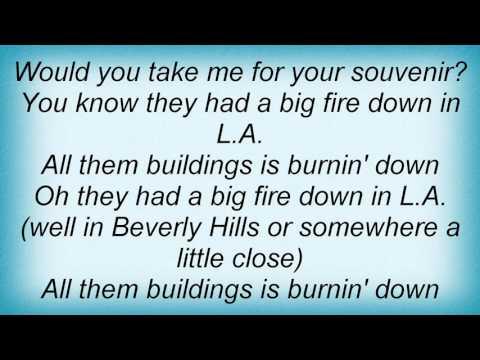 Música Burnin In L.A.