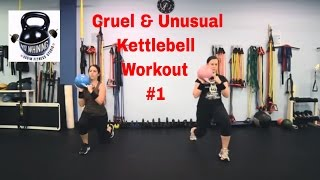 Kettlebell Workout: Cruel and Unusual #1 by Vadim Fitness Studio