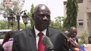 Michael Makuei Refutes Social Media Propaganda